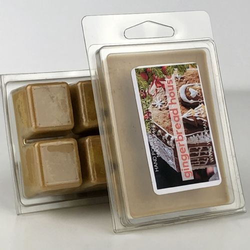 Gingerbread House Soy Wax Melt